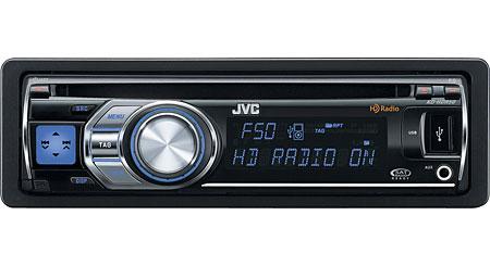 jvc KD-HDR50