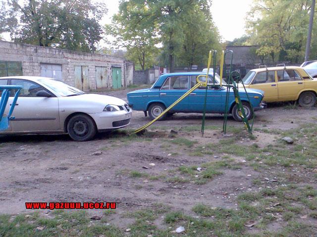 кишинев парковка