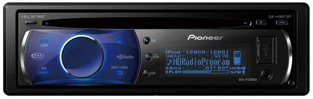 Pioneer DEH-P7200HD