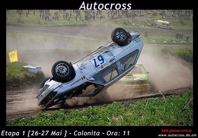 autocross moldova